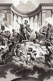 Mitoloji Oniki Olimposlu Tanr�lar On �ki Olymposlular