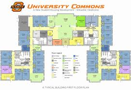 Tulsa Ok Zip Code Map by University Commons Housing U0026 Residential Life
