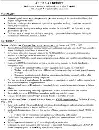 Assistant Property Manager Resume Sample by Property Manager Resume Example