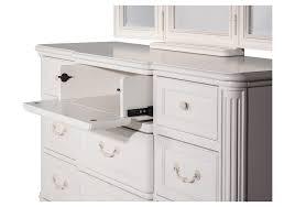 Girls Bedroom Gabriella Lacks Gabriella 9 Drawer Dresser And Mirror
