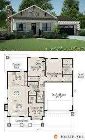 simply simple one story bungalow 18267be bungalow cottage simply simple one story bungalow 18267be bungalow cottage craftsman northwest ranch shingle 1st floor master suite cad available