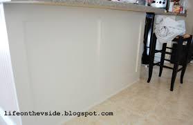 Update Kitchen Cabinets On The V Side Diy Kitchen Island Update