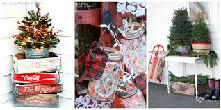Christmas Home Decorations Pictures 32 Outdoor Christmas Decorations Ideas For Outside Christmas