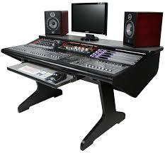 Computer Desks Black by Malone Design Works Mc Desk Black Sweetwater