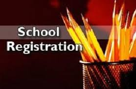 Oak Hill online registration document