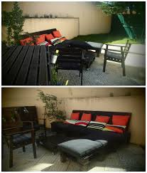 Pallets Patio Furniture - patio furniture made from old pallets u2022 1001 pallets