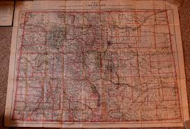 Map Of Colorado by Colorado Maps Old Scarce And Antique Mt Gothic Tomes And Reliquary