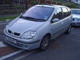 renault scenic 1 9dci 51 plate spares repair in sheffield south