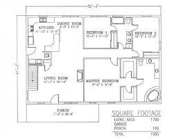 Metal Shop With Living Quarters Floor Plans Homes Plans Floor Steel Lth Buildings House Plans 4668