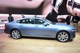 volvo 18 wheeler dealer why the 2017 s90 sedan v90 wagon are important to volvo