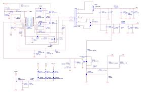 home theater circuit diagram haier le32c13200 haier le40c13800 smps and inverter circuit