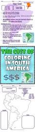 Map Of The South America by Best 20 South America Map Ideas On Pinterest World Country