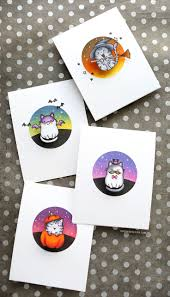 1820 best halloween cards images on pinterest halloween cards
