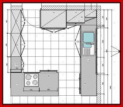 drawing autocad archicad planner designs kitchen layout planner