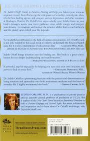 dr judith orloff u0027s guide to intuitive healing 5 steps to