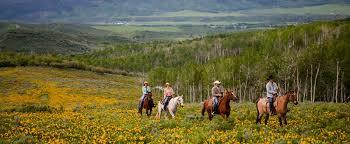 thanksgiving horse pictures horseback riding vacations home ranch colorado