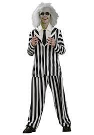 Scary Teen Halloween Costumes Tim Burton U0027s Beetlejuice Teen Costume Scary Teen Halloween Costumes