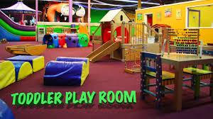indoor playground and birthday parties inside playground