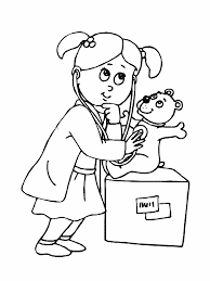 modest doctor coloring pages best coloring pag 3408 unknown