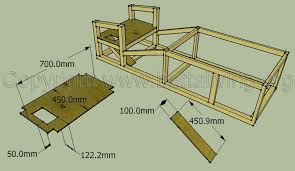 build easy your project rabbit hutches plans homemade