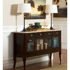 Steve Silver Dining Room Furniture Steve Silver Marseille Marble Top Sideboard Ms850sb Dining