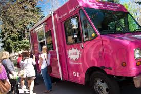 Tina, the food truck
