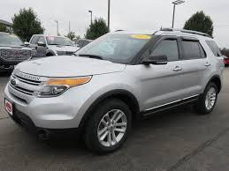 Ford Explorer Roof Rack - 2013 used ford explorer xlt 4wd 18