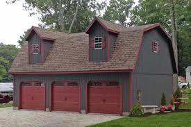 detached attic three car garage prices free plans