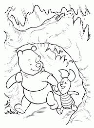 Halloween Preschool Printables Piglet Halloween Coloring Pages For Preschool Printables