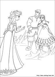 49 frozen coloring sheets images coloring