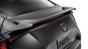 accessories the 2018 civic coupe honda canada