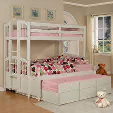 bedrooms for girls with bunk beds 3 bed bunk beds for kids best shopping tips interior design