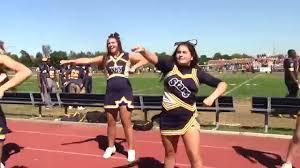 fall cheerleading football cheer 10 4 14 youtube