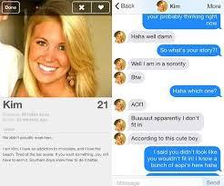 Kim Fake Profile