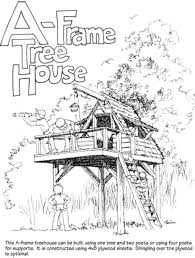 Blueprints To Build A House by 9 Completely Free Tree House Plans