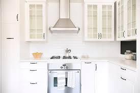 Glass Door Kitchen Cabinets Design Ideas - Kitchen cabinet with glass doors