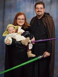 Baby Carrier Halloween Costumes Love Family Halloween Costumes