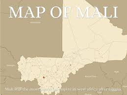 Map Of Mali Africa by The Mali Empire By Preston Leptich
