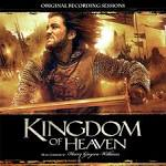 Soundtrack List Covers: KINGDOM OF HEAVEN Recording Sessions ...