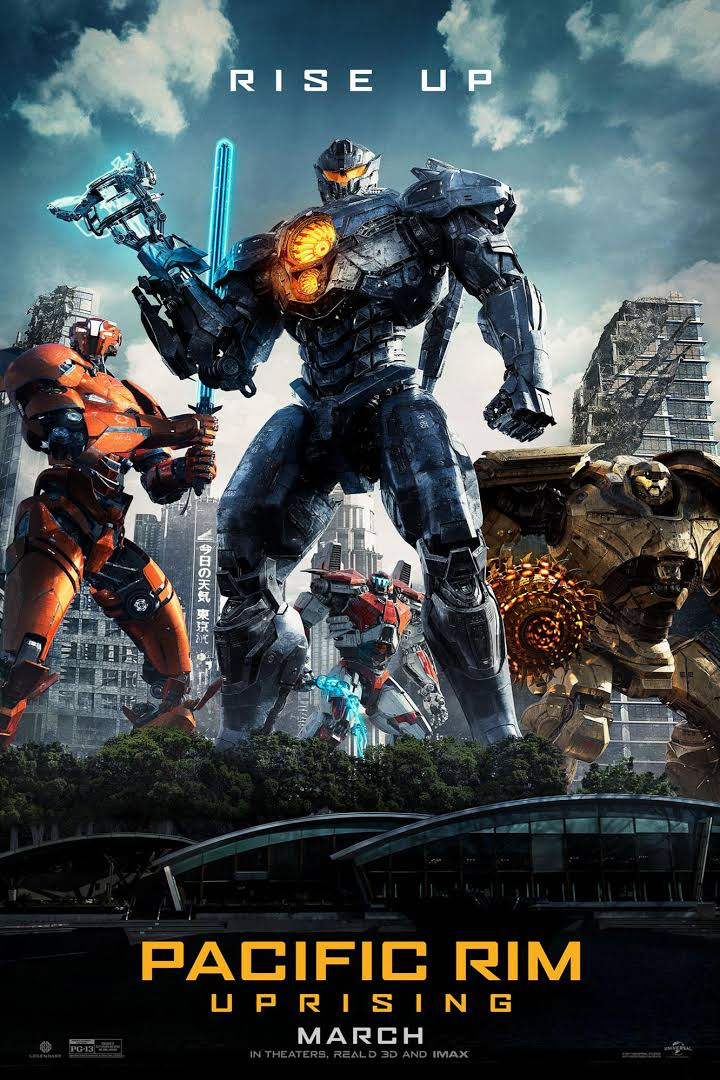 Image result for Pacific Rim: Uprising