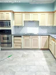 Kitchen Cabinet Refinishing Kits Low Cost Kitchen Updates Diy Kitchen Cabinet Doors Refacing Do It