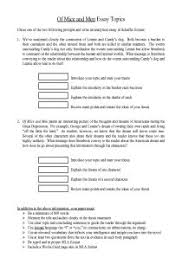 of mice and men essay friendship mice and men essays wwwgxart
