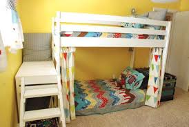 Wood Loft Bed Plans by Diy Bunk Beds Tutorials And Plans