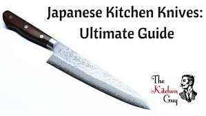 Swiss Kitchen Knives Japanese Kitchen Knives Ultimate Guide Of The Best Types The