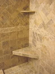 Tile Design For Bathroom Stunning Bathroom Showers Tile Ideas With 15 Simply Chic Bathroom