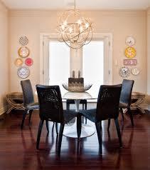 ballard designs chandelier dining room contemporary with birch