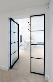 bevelled glass door best 25 internal glazed doors ideas on pinterest glass internal
