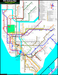 Mta Info Subway Map by How Many Different Subways Had Stops At The Wtc Site Pre 9 11
