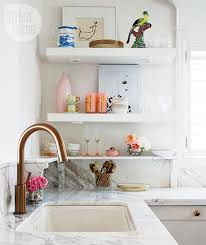 Kitchen Shelving 110 Best Floating Shelves Images On Pinterest Kitchen Kitchen