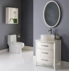 chic small bathroom mirrors u2014 doherty house